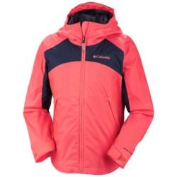 Columbia Sportswear Wet Reflect Jacket (For Girls)
