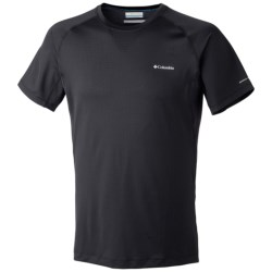 Columbia Sportswear Quickest Wick Base Layer Top - UPF 30, Short Sleeve (For Men)