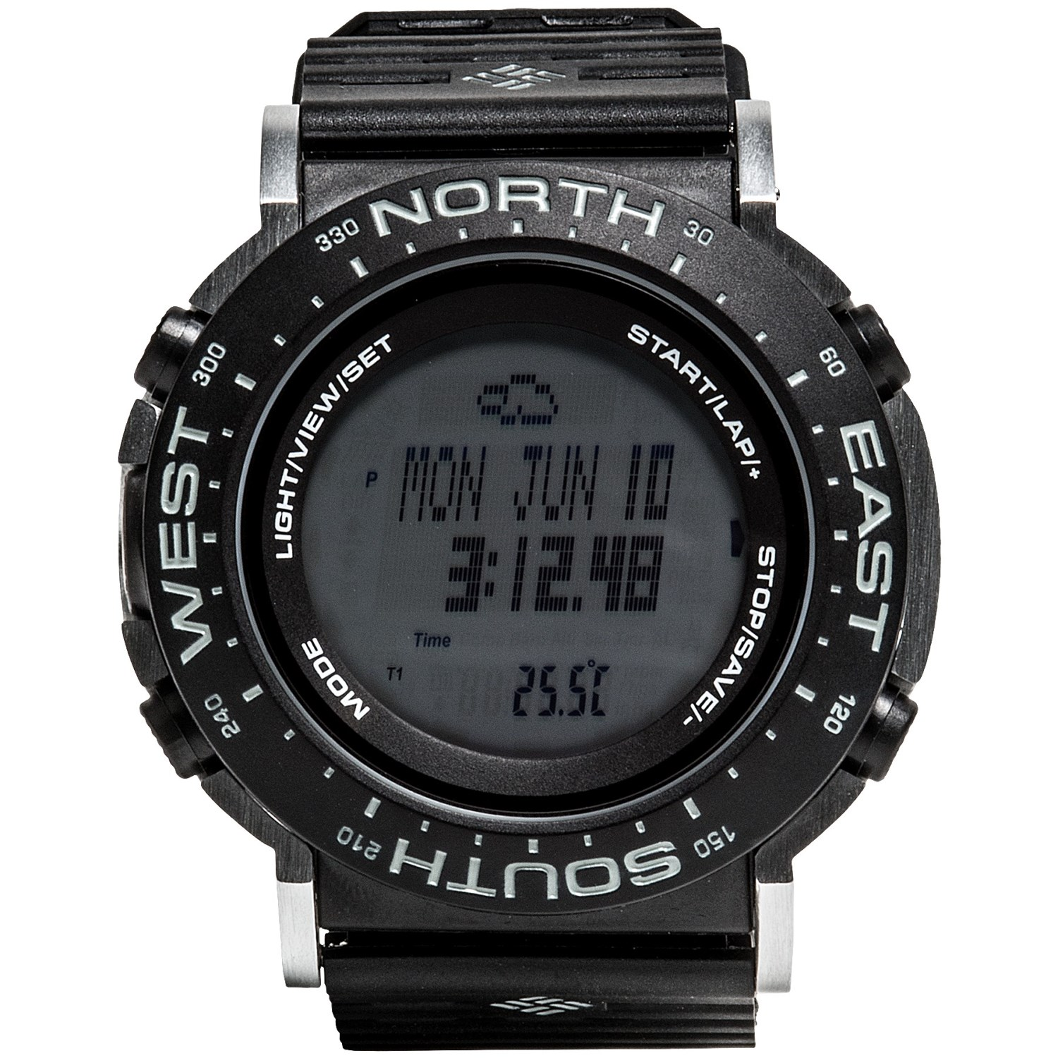 Treeline Digital Watch | Columbia.com