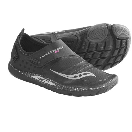 Saucony Hattorri Minimalist Running Shoes (For Women)