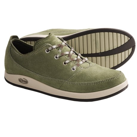 Chaco Velleda Shoes - Suede (For Women)