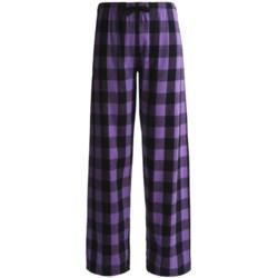 Boxercraft Flannel Lounge Pants (For Women)