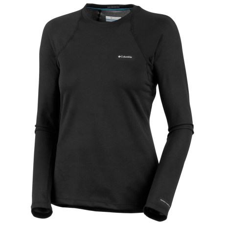 Columbia Sportswear Omni-Heat® Base Layer Top - Heavyweight, Long Sleeve (For Women)