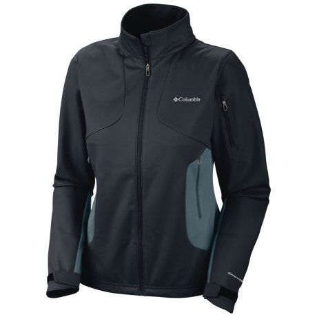 Columbia Sportswear Million Air Soft Shell Jacket (For Women)