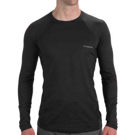 Columbia Sportswear Omni-Heat® Base Layer Top - Heavyweight, Long Sleeve (For Men)