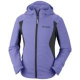 Columbia Sportswear Splash Flash Soft Shell Jacket (For Little and Big Girls)