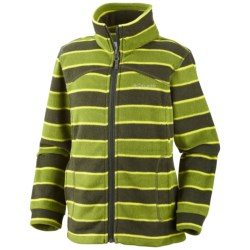 Columbia Sportswear TechMatic Printed Fleece Jacket (For Toddlers)