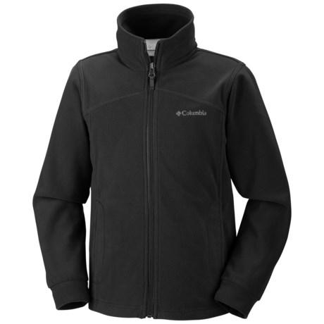 Columbia Sportswear TechMatic Fleece Jacket (For Toddlers)