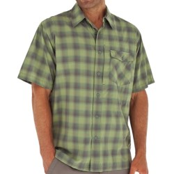 Royal Robbins Slickrock Plaid Shirt - UPF 30+, Short Sleeve (For Men)