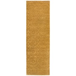 """Rizzy Home Chic Floor Runner - Wool, 2'6""""x8'"""
