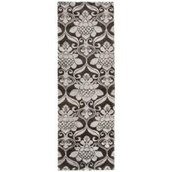 """Rizzy Home Vanguard Floor Runner - Wool, 2'6""""x8'"""