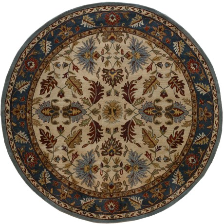 Rizzy Home Bentley Area Rug - 8' Round