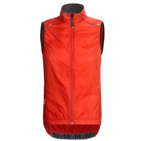 Mavic Espoir Cycling Vest - Full Zip (For Men)