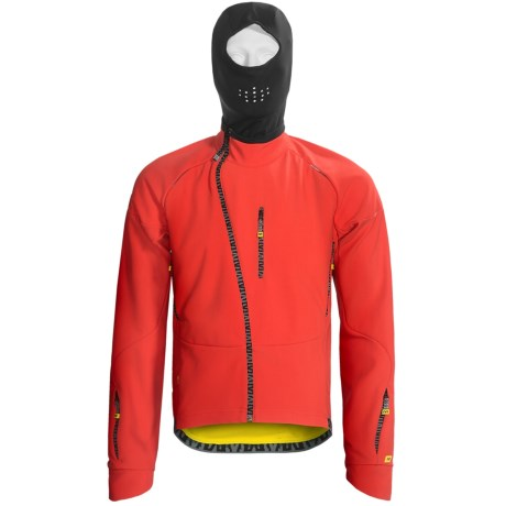 Mavic Inferno Cycling Jacket - Insulated (For Men)