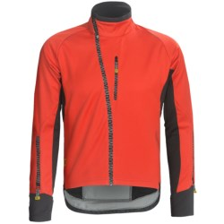 Mavic Echappee Windstopper® Cycling Jacket - Soft Shell (For Men)