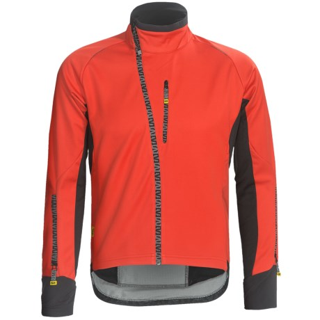 Mavic Echappee Windstopper® Cycling Jacket - Soft Shell (For Men)