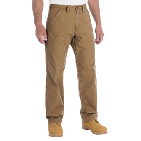 Wolverine Hammer Loop Insulator Pants - Flannel-Lined (For Men)