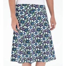 Royal Robbins Urban Garden Skirt - UPF 50+, Stretch Jersey (For Women)