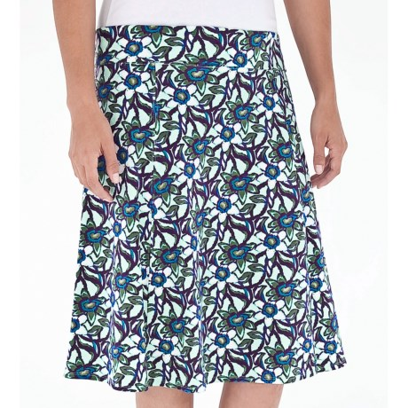 Royal Robbins Urban Garden Skirt - UPF 50+, Stretch Jersey (For Women)