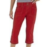 Royal Robbins Kick It Capris - UPF 50+, Stretch Cotton Canvas (For Women)