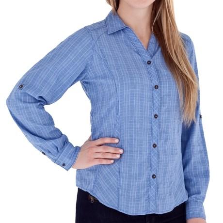 Royal Robbins Kalahari Shirt - CoolMax®, Long Sleeve (For Women)