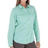 Royal Robbins Shore Line Shirt - UPF 50+, Long Sleeve (For Women)