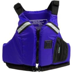 Kokatat Eureka PFD Life Jacket -  USCG Approved, Type III (For Men and Women)