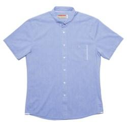 SLVDR Menard Shirt - Cotton Chambray, Short Sleeve (For Men)