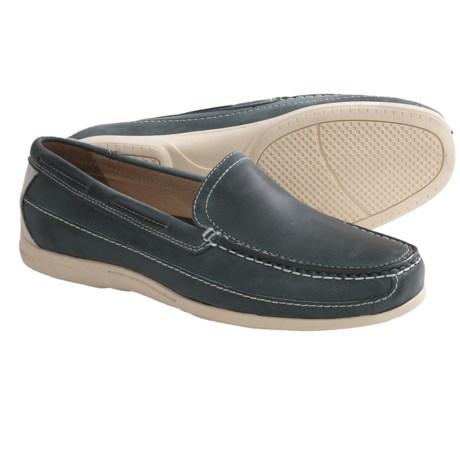 Johnston & Murphy Trevitt Venetian Shoes - Leather (For Men)