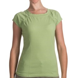 Woolrich Honey Brook T-Shirt - UPF 40, Short Sleeve (For Women)