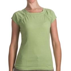 Woolrich Honey Brook T-Shirt - UPF 40, Short Sleeve (For Women)