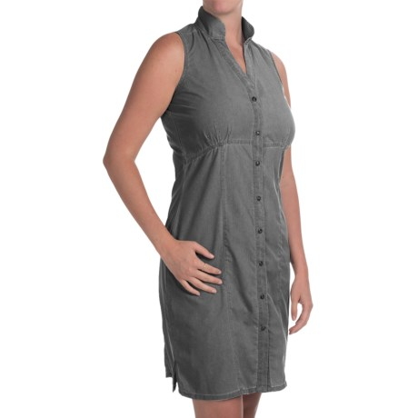 Woolrich Windwood Dress - UPF 50+, Ripstop Nylon, Sleeveless (For Women)