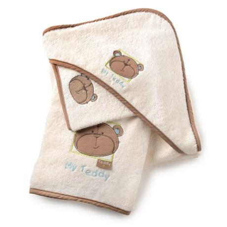 Bathtime by Chortex Baby Towel Set - 3-Piece, 500gsm