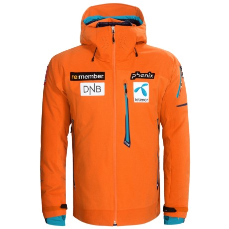 Phenix Norway Alpine Team Down Ski Jacket - 3-in-1, 800 Fill Power (For Men)