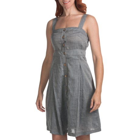 Gramicci Giulietta Chambray Dress - Organic Cotton, Sleeveless (For Women)