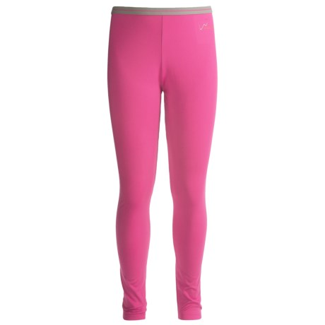 Watson's Brushed Microfiber Base Layer Bottoms (For Little and Big Girls)