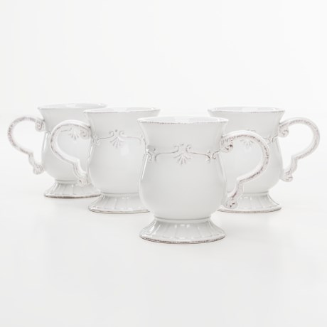 Bombay Regency Mugs - 16 oz., Set of 4