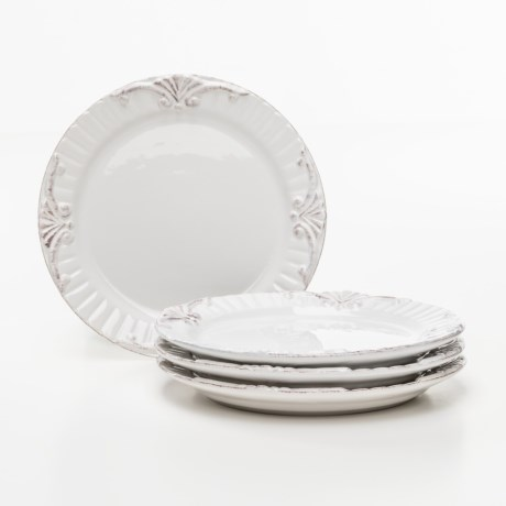 Bombay Regency Salad Plates - Set of 4