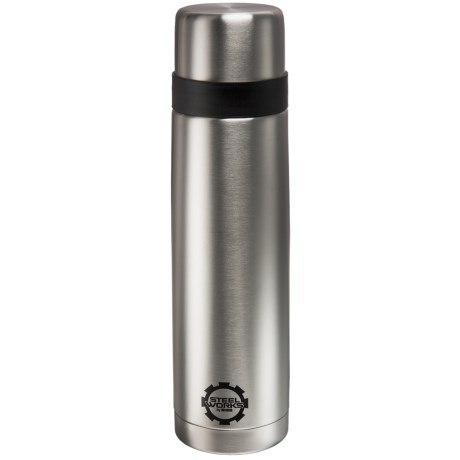Steelworks by Sigg 0.7L Double-Walled Bottle - Vacuum Insulated