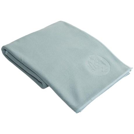 Manduka eQua® Yoga Mat Towel - Standard