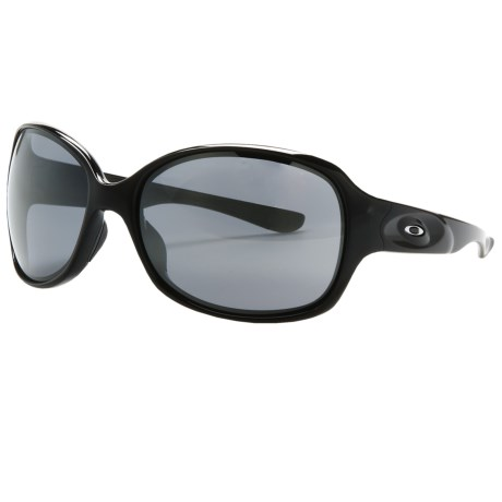 Oakley Drizzle Sunglasses - Iridium® Lenses (For Women)