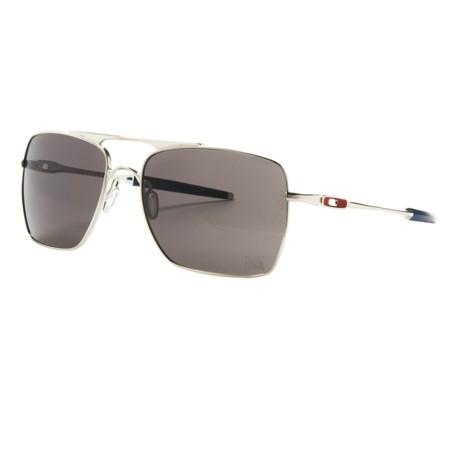 Oakley Deviation Team USA Sunglasses
