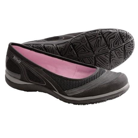 Teva Makena Ballerina Shoes (For Women)