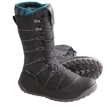 Teva Jordanelle Packable Boots - Waterproof, Insulated, Removable Liner (For Women)
