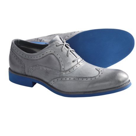 Wolverine No. 1883 Horace Wingtip Brogue Shoes - Factory 2nds (For Men)