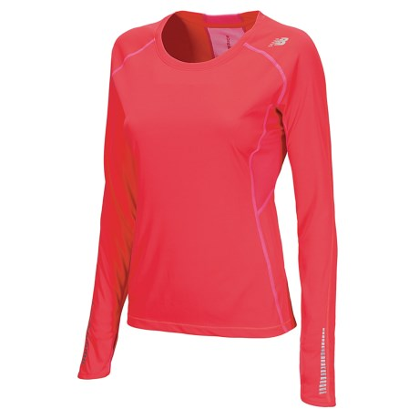 New Balance Impact Running Shirt - Long Sleeve (For Women)