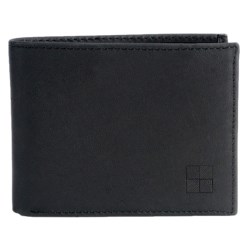 Woolrich Billfold Wallet - Tuscan Leather