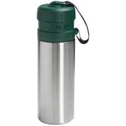 Stanley Utility Water Bottle - BPA-Free, Stainless Steel, 24 fl.oz.