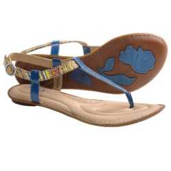 Crown by Born Farrah Sandals - Leather (For Women)