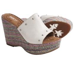 Born Kendri Wedge Sandals (For Women)